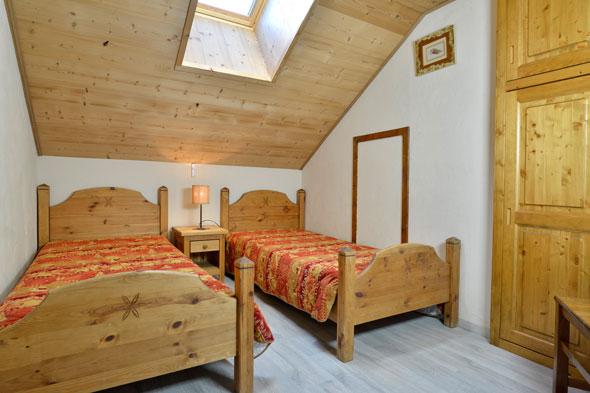 location appartement 65 m² à Châtel